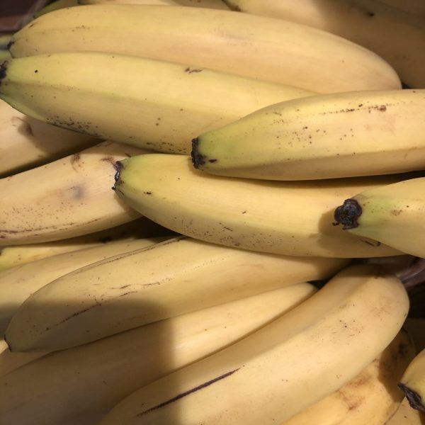 Organic Bananas (Yellow or Green)