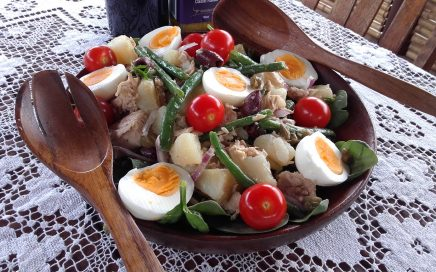 Tuna Nicoise Salad - The Country Market Recipes