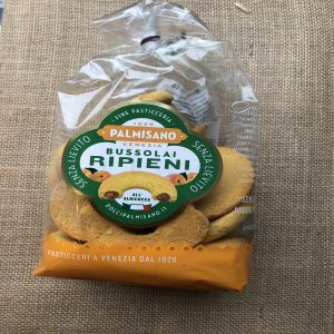 Bussolai Ripieni Biscuits